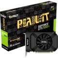 PALiT GeForce GTX 1050Ti StormX, 4GB GDDR5