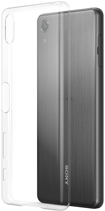 Sony SBC28 Style Cover Xperia XP, Clear