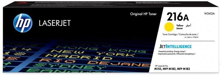 HP W2412A č. 216A, žlutý