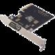 Akasa PCIe karta 1 x USB 3.2 Gen 2x2 Type-C