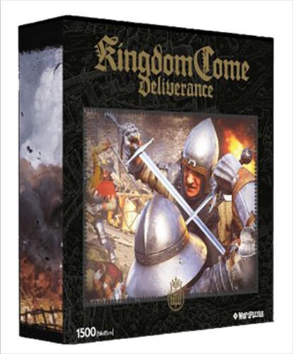 Puzzle Kingdom Come: Deliverance 2 - Muž proti muži