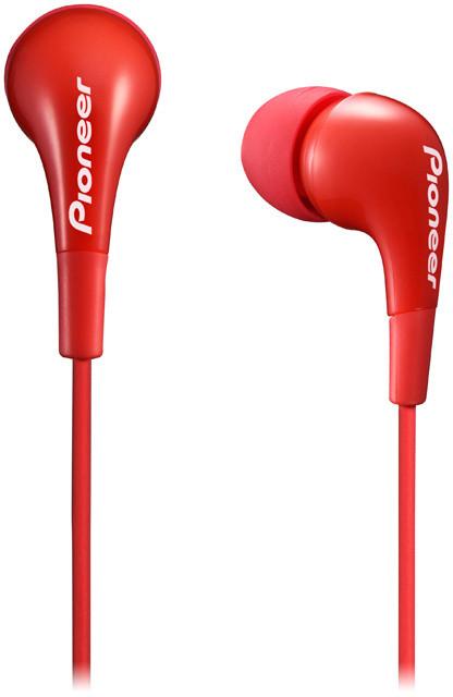 Pioneer SE-CL502, červená