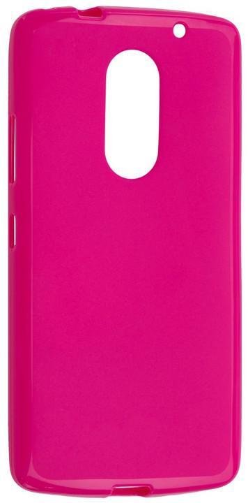 FIXED TPU gelové pouzdro pro Lenovo Vibe X3, růžová