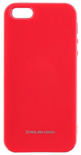 Molan Cano Jelly TPU Pouzdro pro Xiaomi mi A1, růžová