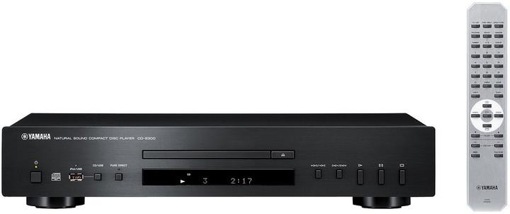 Yamaha CD-S300, černá