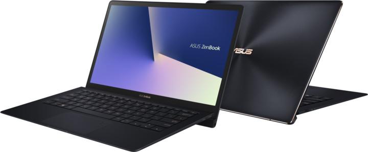 ASUS ZenBook S UX391FA, Deep Dive Blue