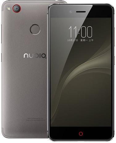 Nubia Z11 miniS, šedá