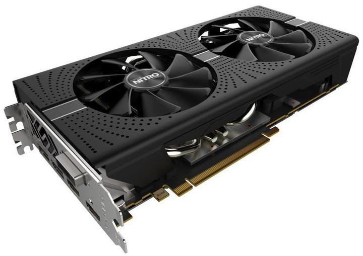 Sapphire Radeon NITRO+ RX 580 OC, 4GB GDDR5