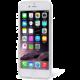 EPICO pružný plastový kryt pro iPhone 6/6S HOCO CAT - transparentní bílá