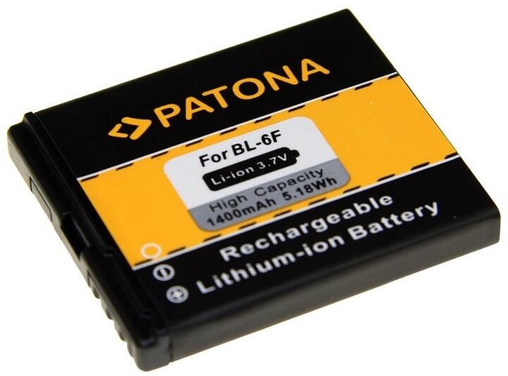 Patona baterie pro Nokia BL-6F 1400mAh 3,7V Li-Ion