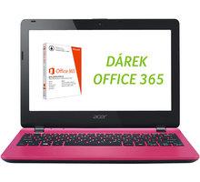 Acer Aspire E11 Rhodonite Pink