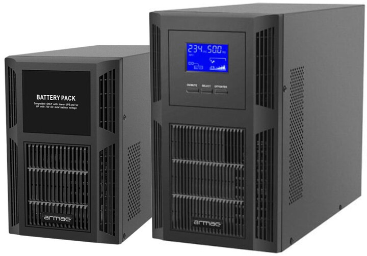 Armac OnLine Tower 3000VA + bateriový pack