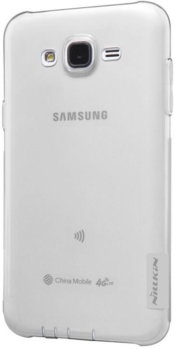 Nillkin Nature TPU pouzdro pro Samsung J500 Galaxy J5, šedá