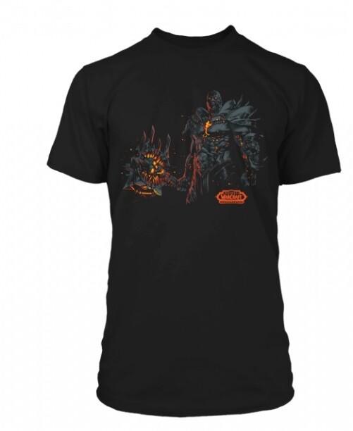 Tričko World of Warcraft - Usurper (L)