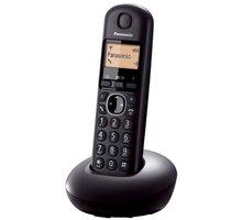 Panasonic DECT KX-TGB210FXB, černá