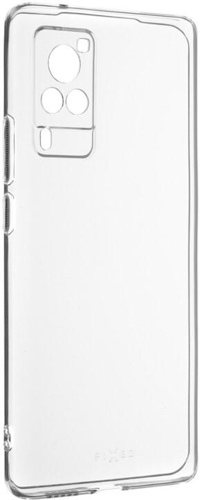 FIXED zadní kryt pro Vivo X60 Pro 5G, čirá