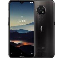 Nokia 7.2, 6GB/128GB, Dual SIM, Black - 6830AA002960