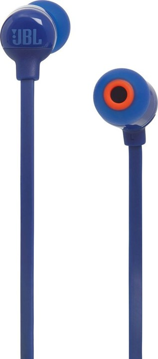 JBL T110BT, modrá