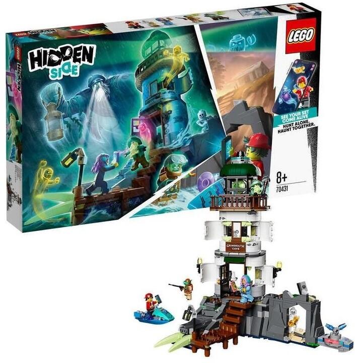 LEGO® Hidden Side™ 70431 Temný maják