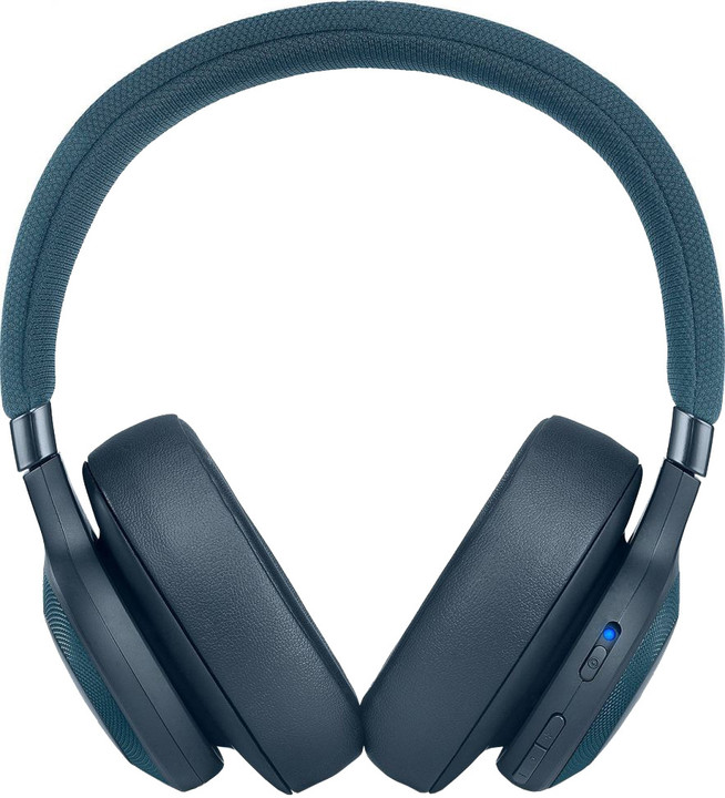 JBL E65BTNC, modrá