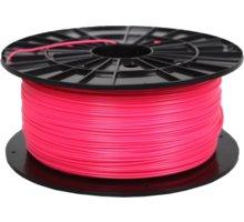 Filament PM tisková struna (filament), PLA, 1,75mm, 1kg, růžová - F175PLA_PI