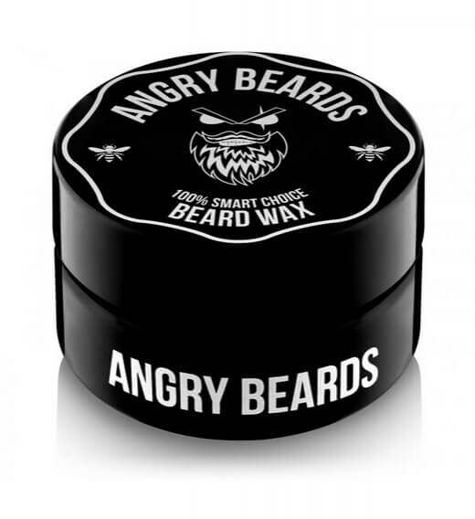 Angry Beards Wax, vosk na vousy 30 ml