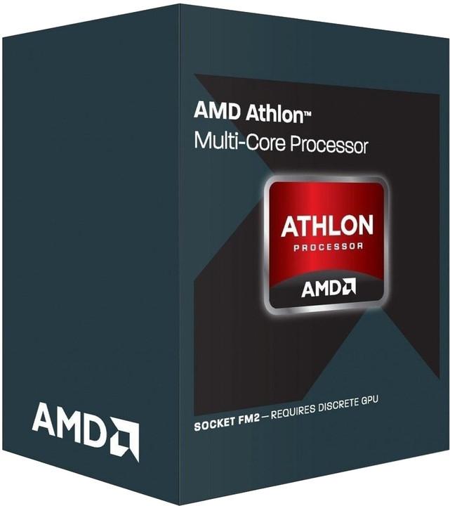AMD Athlon X4 880K Black Edition