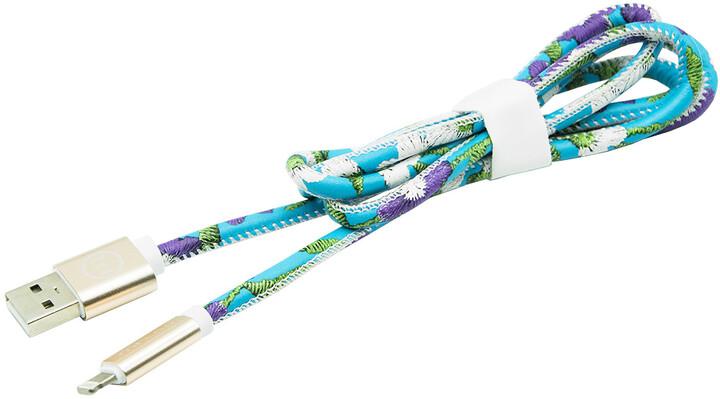 MIZOO X28-02i - Kabel Lightning - USB (M) do Llightning (M) - 1 m