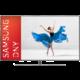 Samsung QE55Q7FN (2018) - 138cm  + Hoverboard Kawasaki KX-Pro 10A (v ceně 9990 Kč) + Voucher až na 3 měsíce HBO GO jako dárek (max 1 ks na objednávku) + Čím vyšší série, tím víc obsahu zdarma