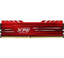 ADATA XPG GAMMIX D10 8GB DDR4 2666, červená CL 16 AX4U266638G16-SRG