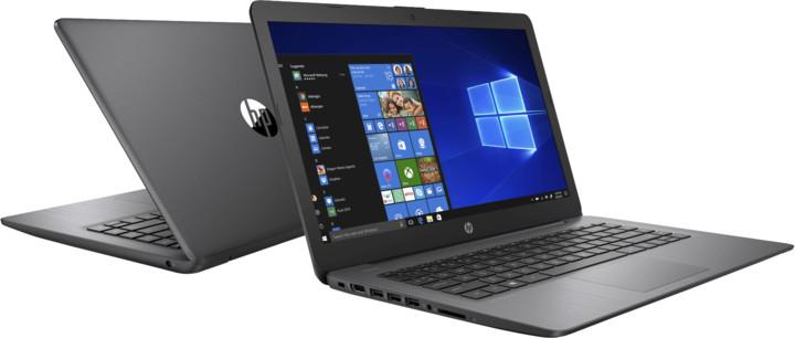 HP Stream (14-ds0009nc), černá + Office 365 Personal