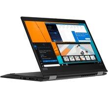 Lenovo ThinkPad X390 Yoga, černá 20NN002FMC
