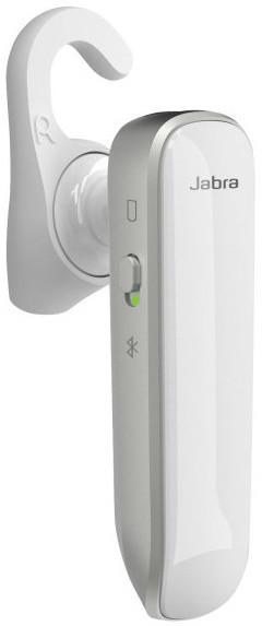 Jabra BOOST Bluetooth přenosná HF sada, bílá