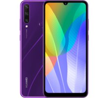 Huawei Y6p, 3GB/64GB, Phantom Purple - SP-Y6P64DSPOM