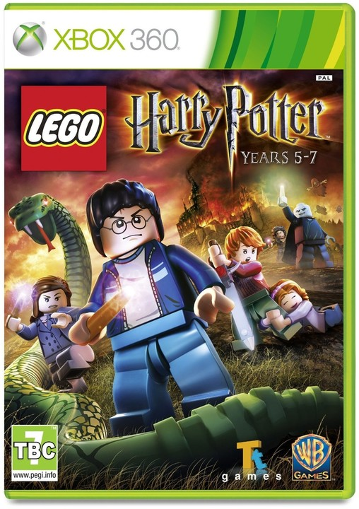 LEGO Harry Potter: Years 5-7 (Xbox 360)