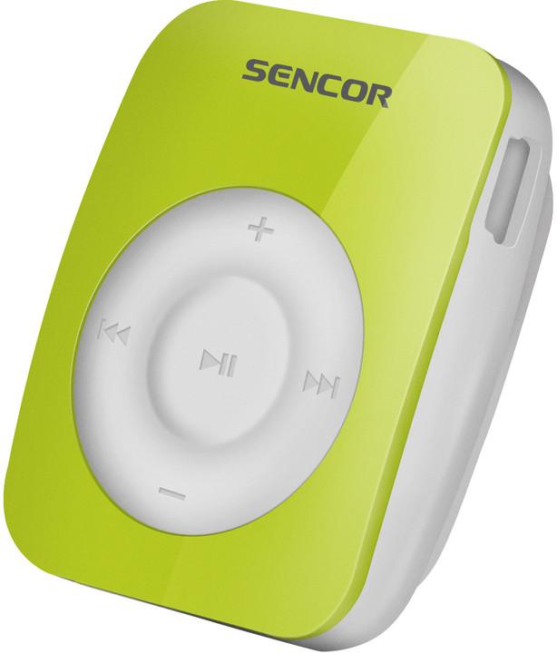 Sencor SFP 1360 GN, 4GB