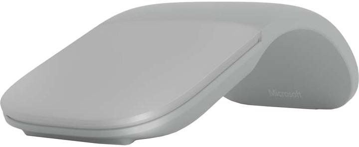 Microsoft Surface Arc Mouse, šedá