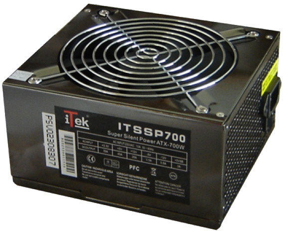 iTek Super Silent Power 700, 700W