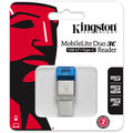 Kingston čtečka karet USB MobileLite DUO 3C