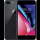 Apple iPhone 8 Plus, 64GB, šedá  + Voucher až na 3 měsíce HBO GO jako dárek (max 1 ks na objednávku)