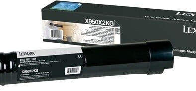 Lexmark X950X2KG, černá