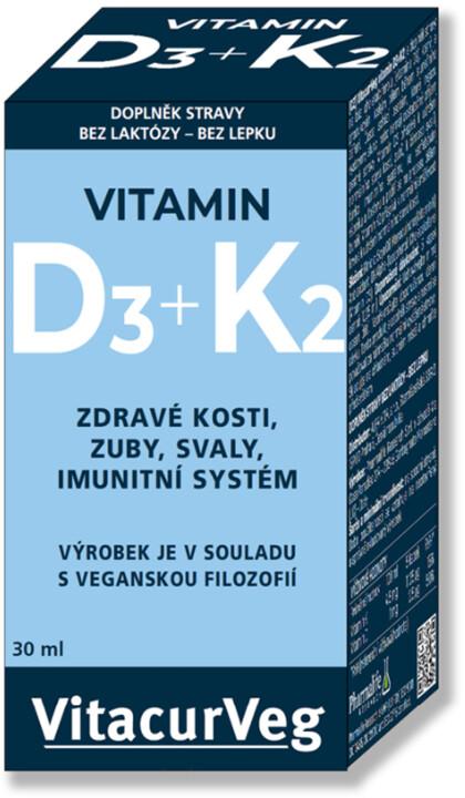 Pharmalife - Vitamin D3+K2