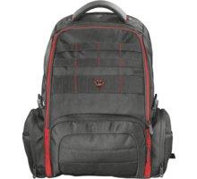 Trust GXT 1250 Hunter Gaming Backpack, černá