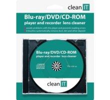 CLEAN IT čistící CD pro Blu-ray/DVD/CD-ROM přehrávače - CL-320