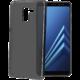 CELLY Gelskin TPU pouzdro pro Samsung Galaxy A8 Plus (2018), černé