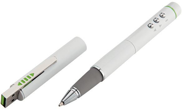 Leitz Complete Presenter Stylus Pen, bílá