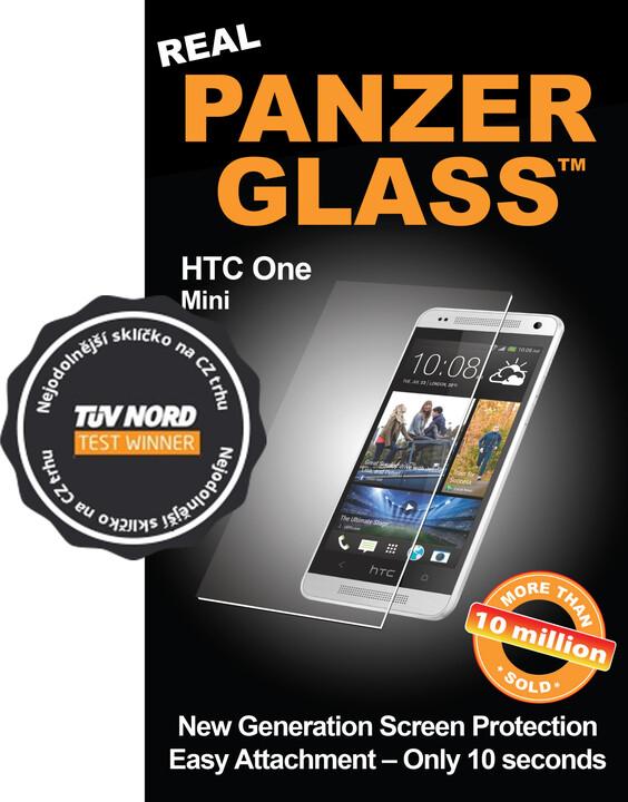 PanzerGlass ochranné sklo na displej pro HTC One mini