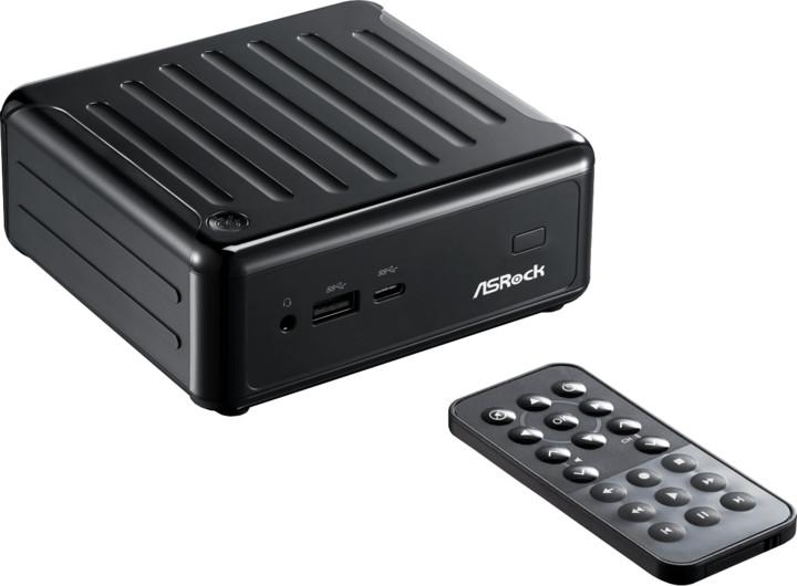 ASRock Beebox N3010-NUC, černá