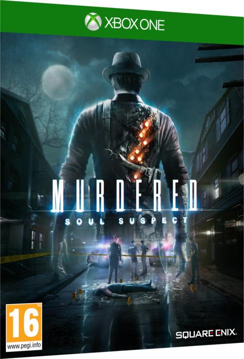 Murdered: Soul Suspect - XONE