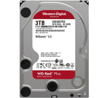 "WD Red Plus (EFRX), 3,5"" - 3TB - WD30EFRX"